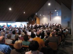 KAMER Chor aus Lettland zu Gast